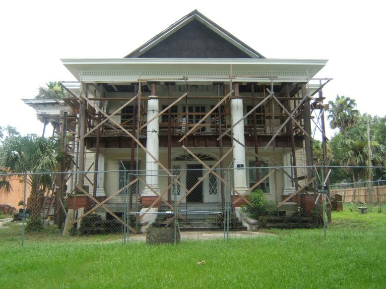 2005 scaffolding north