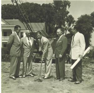 Dutton House 1960's